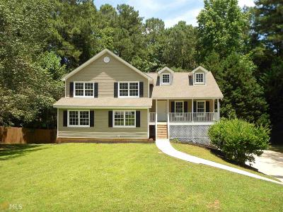 Single Family Home New: 7275 Wyngate Drive