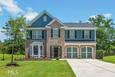 Douglasville Single Family Home New: 97 Oakfield Way