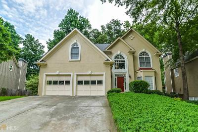 Marietta Single Family Home New: 3752 Upland Dr
