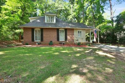 Griffin Single Family Home For Sale: 687 Brook Cir