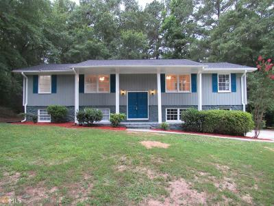 Conyers Single Family Home New: 2314 Rolling Acres Court SW