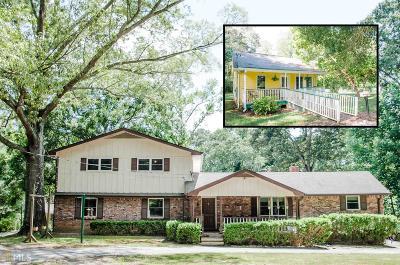 Atlanta Single Family Home New: 3010 Hatcheck Drive