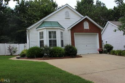 Woodstock Single Family Home New: 1152 Britley Park