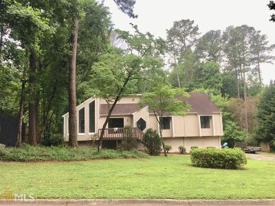 Lawrenceville GA Single Family Home Under Contract: $219,900