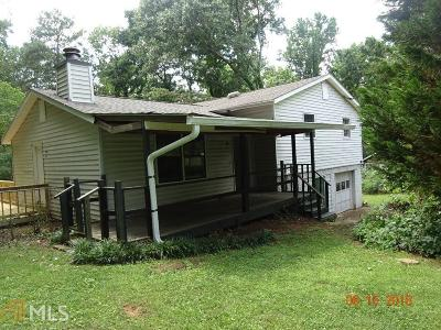 Douglasville GA Single Family Home Under Contract: $86,000