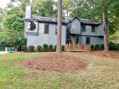 Snellville Single Family Home Under Contract: 2911 Hadrian Dr
