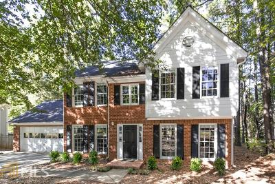 Woodstock Single Family Home New: 1329 Winding River Trail