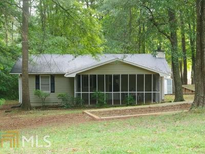 Elbert County, Franklin County, Hart County Single Family Home For Sale: 41 Stillwater Rd