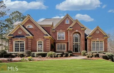 Single Family Home New: 8110 Legends View Ct
