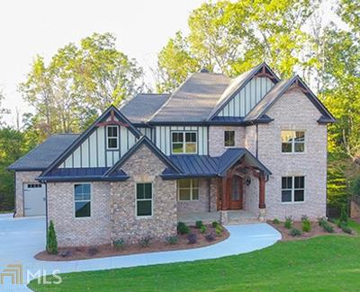 Buford Single Family Home For Sale: 3148 Camp Branch Rd