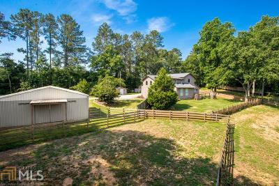 Ball Ground Single Family Home Under Contract: 945 Edwards Mill Rd