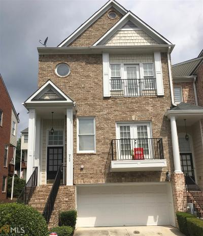 Smyrna Condo/Townhouse New: 308 Creekbank