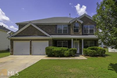 Ellenwood Single Family Home Under Contract: 5882 Sunflower Ct