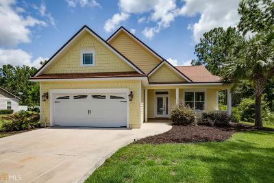 Osprey Cove Single Family Home Under Contract: 205 Holm Pl