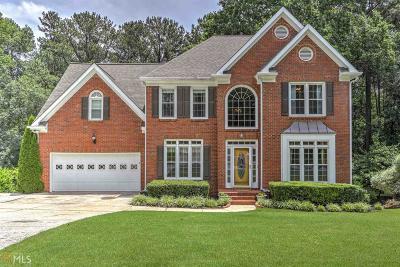 Suwanee Single Family Home New: 4535 Landover