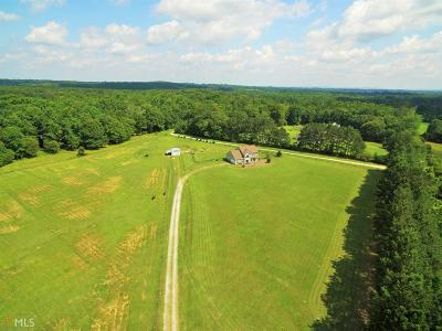 Williamson Single Family Home For Sale: 2022 Wood Creek Rd