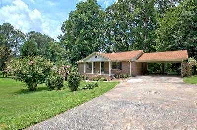 Fayetteville GA Single Family Home New: $169,000