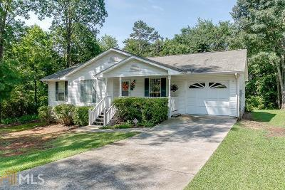 Gainesville Single Family Home New: 4119 Glenwood Dr