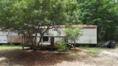 Barnesville Single Family Home For Sale: 169 Shady Brook Ln