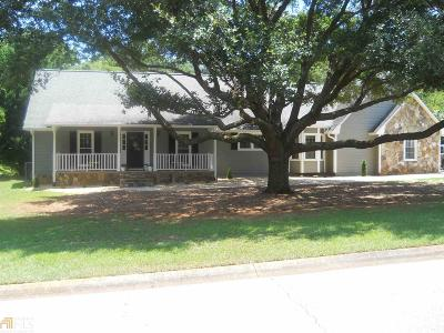 Fayetteville GA Single Family Home New: $262,000