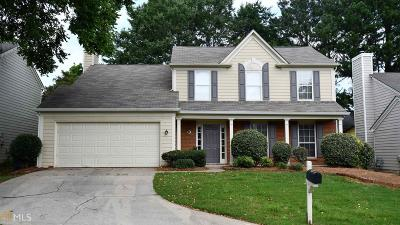 Fulton County Single Family Home For Sale: 11735 Carriage Park Ln