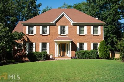 Marietta Single Family Home New: 4567 Ashmore Circle NE