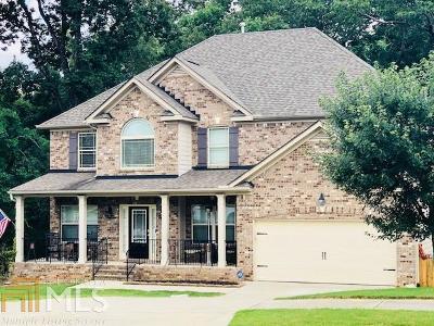 Stone Mountain Single Family Home Under Contract: 1370 English Manor Cir