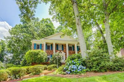 Single Family Home For Sale: 3778 Allenhurst Dr