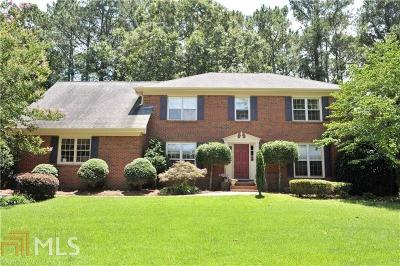 Lilburn Single Family Home For Sale: 4414 Aberdeen Rd
