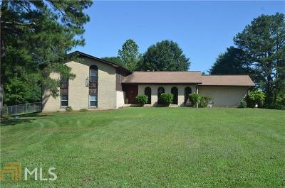 Duluth Single Family Home Under Contract: 4673 Bogie Rd