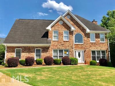 Stone Mountain Single Family Home Under Contract: 739 Mountain Meadow Walk