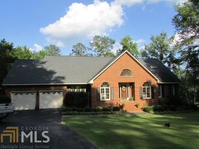 Haddock, Milledgeville, Sparta Single Family Home For Sale: 128 Myrick Rd