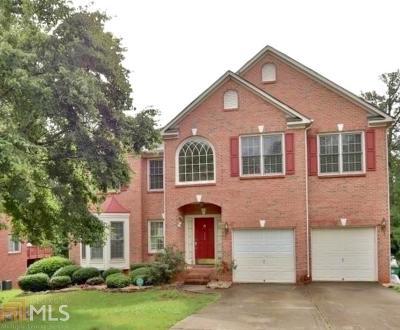 Stone Mountain Single Family Home Under Contract: 634 Vista Ter