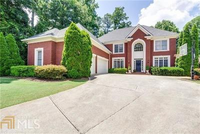 Alpharetta Single Family Home Under Contract: 240 Boxgrove Rd