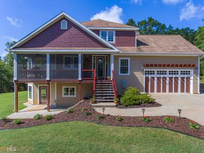 Martin Single Family Home For Sale: 163 Shore Crest Dr