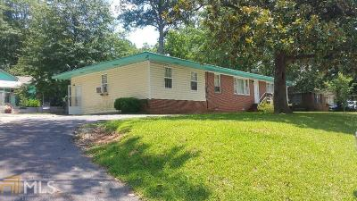 Haddock, Milledgeville, Sparta Single Family Home For Sale: 1770 Vinson Hwy