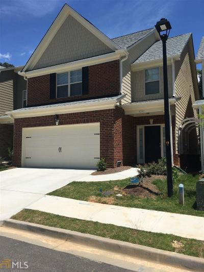 Tucker Single Family Home For Sale: 127 Staley Dr #6