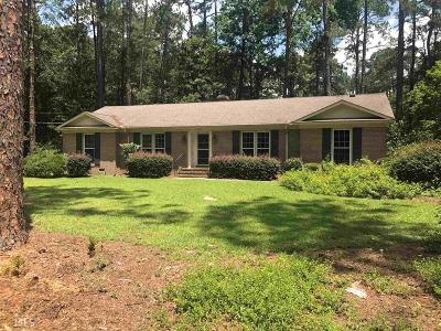 Statesboro Single Family Home For Sale: 111 Dumbarton