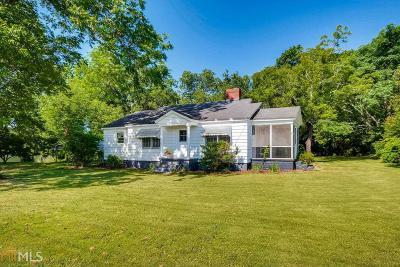 Tucker Single Family Home For Sale: 2184 Morris Ave