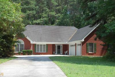 Conyers Single Family Home For Sale: 106 Pleasant Hill
