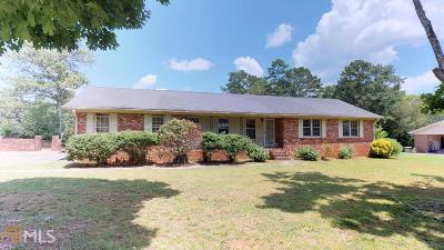 Silver Creek GA Single Family Home Under Contract: $101,500