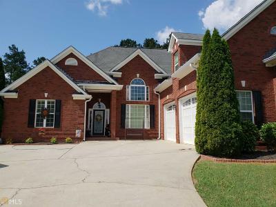 Villa Rica Single Family Home For Sale: 5000 Longridge
