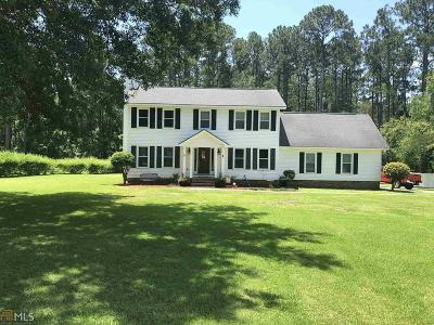 Statesboro Single Family Home For Sale: 102 Evergreen Dr