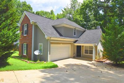 Peachtree City Single Family Home Lease/Purchase: 115 S Fairfield Dr