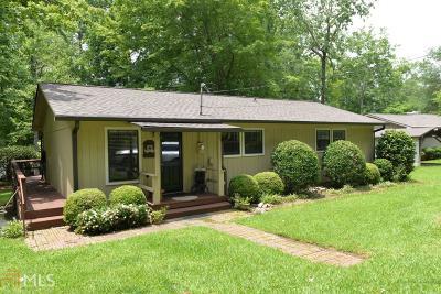 Buckhead, Eatonton, Milledgeville Single Family Home For Sale: 235 N Steel Bridge Rd #A