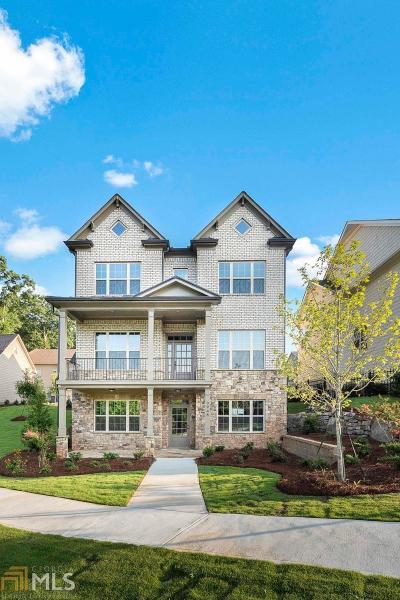 Smyrna Single Family Home For Sale: 3948 Central Garden Ct