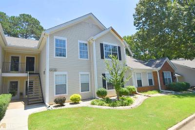 Peachtree City Condo/Townhouse For Sale: 606 Ridgefield Dr