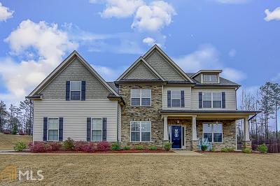 Newnan Single Family Home For Sale: 76 Daniel Dr