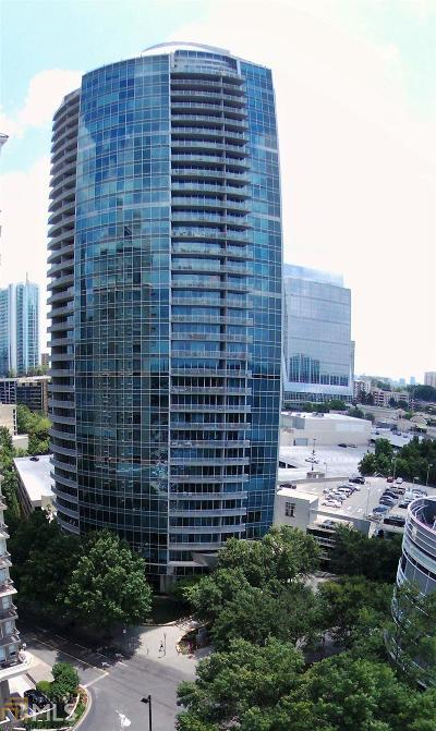 Buckhead Grand Condo/Townhouse For Sale: 3338 Peachtree Rd #308