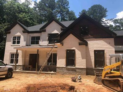 Brookhaven Single Family Home For Sale: 4311 NE Ashwoody Trl